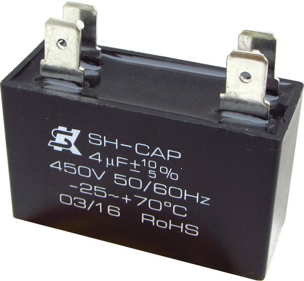 【4uf / 4.5uf 】450V 冷氣馬達起動電容 冷氣馬達啟動電容