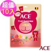 ACE 水果Q軟糖隨手包 10入(48g/袋)