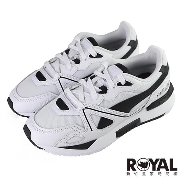 Puma Mirage 白色 網布 休閒運動鞋 男女款 NO.B1806【新竹皇家 38045903】