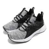Reebok 慢跑鞋 Fusium Run 2.0 黑 白 二代 透氣網布 舒適緩震 運動鞋 女鞋【PUMP306】 CN6390