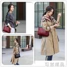 小包包新款潮女士軟皮包時尚手提單肩側背包 可然精品