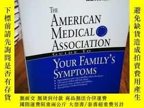 二手書博民逛書店American罕見Medical Association Gu