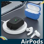 AirPods Pro 糖果色耳機套 液態矽膠 純色防摔 可水洗 充電 矽膠套 保護套 蘋果 Apple