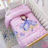 兒童被子幼兒園被冬被加厚春秋絲棉被芯冬季被套1.2m小孩寶寶午睡全館八五折