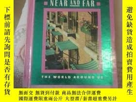 二手書博民逛書店communities罕見near and far 【外文原版】