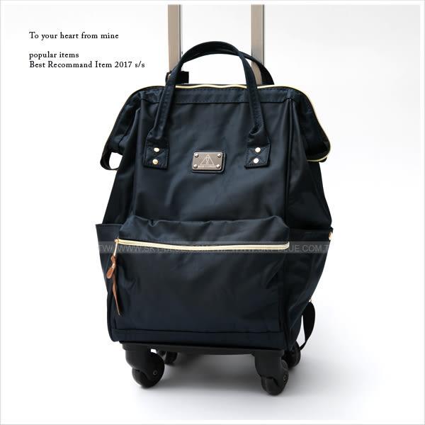 後背包-個性簡約拉桿後背包(小)-共4色-A12121308-天藍小舖