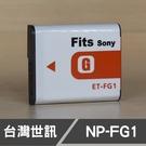 SONY NPFG1 NPBG1 NP-FG1 NP-BG1 台灣世訊 日製電芯 副廠鋰電池 (一年保固)