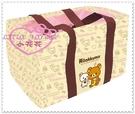 ♥小花花日本精品♥ Hello Kitty 拉拉熊 懶熊 懶妹 保冷袋 保冷提袋 購物籃 野餐袋 42146308