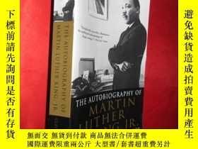 二手書博民逛書店The罕見Autobiography of Martin Lut