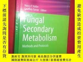 二手書博民逛書店Fungal罕見Secondary Metabolism ( 1