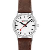 MONDAINE 瑞士國鐵 SBB Classic女士腕錶 / 30mm 65811SBG