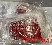 sns 古早味 懷舊零食 山東烤乳豬 魚片 鐵板燒 韓國烤肉片 香魚片 四角魚片(60片/盒)