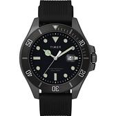 42mm【分期0利率】TIMEX 天美時 潛水錶 全新原廠公司貨 TXTW2U42000