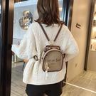 後背包 雙肩包女正韓百搭森系旅行簡約洋氣多用單肩小背包-Ballet朵朵