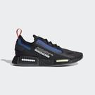 ADIDAS NMD_R1 SPECTOO 男款黑藍經典休閒鞋-NO.FZ3201