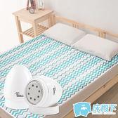 床殿下AIR 3D涼感超透氣機能雙人床墊一組 加贈 【COTA】寶貝嫩足去繭蛋-經典白*1入