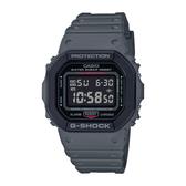 CASIO G-SHOCK 卡西歐 DW-5610SU-8 全新街頭軍事腕錶 (炭灰)