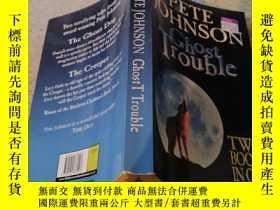 二手書博民逛書店Pete罕見Johnson ghost trouble皮特·約翰遜幽靈的麻煩Y200392