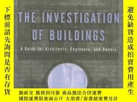 二手書博民逛書店The罕見Investigation Of BuildingsY364682 Friedman, Donald