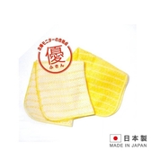 MARNA 日本製造 2入吸水抹布-黃 MAR-K243-Y