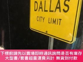 二手書博民逛書店Dallas罕見city limit Dallas public and privateY286084 War
