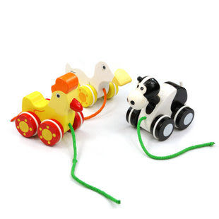 動物拖拉玩具