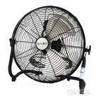 強力電風扇大功率電風扇落地扇趴地扇家用台式電扇工業風扇爬地扇 ATF 電壓:220v