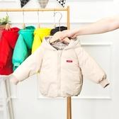 兒童羽絨棉服嬰兒冬裝棉衣童裝加厚上衣寶寶外套小童棉襖  極有家