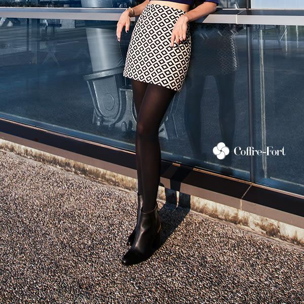 美國進口- 卡夫專業級日著型壓力褲(內搭褲款)-黑色 #248