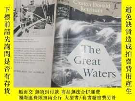 二手書博民逛書店THE罕見GREAT WATERS : GRESTON DONA