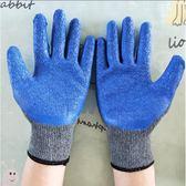 手套勞保浸膠耐磨工作防滑
