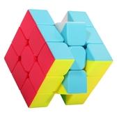奇藝實色魔方二三階四階異形魔方鏡面金字塔比賽初學順滑兒童學生【全館免運】