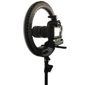攝力派LED環形攝影補光燈專用單反相機支架 單反支架攝影器材配件
