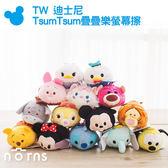 【TW正版迪士尼Tsum Tsum 疊疊樂螢幕擦】Norns DISNEY 玩偶 吊飾 手機 沙包娃娃