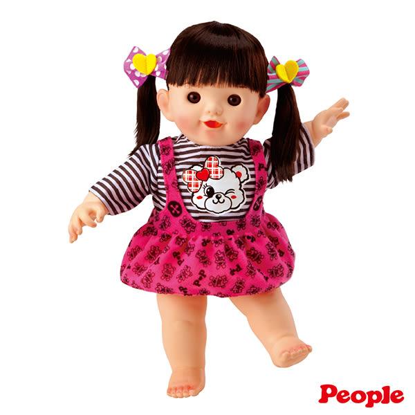 POPO-CHAN 小熊吊帶裙長髮POPO-CHAN