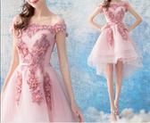 (45 Design全新零碼特賣) 洋裝 短禮服 背心裙  連身裙 小禮服 連衣裙 伴娘服 媽媽裝5
