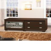 電視櫃。典雅胡桃6尺電視櫃H01-370-2【伊家伊生活美學】