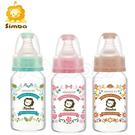 小獅王辛巴 simba 蘿蔓晶鑽標準玻璃小奶瓶-120ml