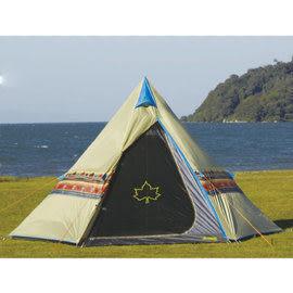【日本LOGOS】印地安300帳(4~5人) 露營 登山 戶外 帳篷 71806501 與snow peak同級