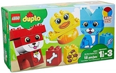 LEGO 樂高 DUPLO My First Puzzle Pets 10858 Building Blocks (18 Piece)
