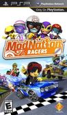 PSP ModNation Racers 摩登大賽車(美版代購)