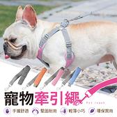 《堅實耐用!舒適握把》 寵物牽引繩 小型犬牽繩 狗狗牽繩 項圈牽繩 牽引繩 狗牽繩 牽繩