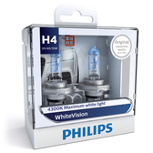 PHILIPS車燈 璀璨之光WhiteVisionH1