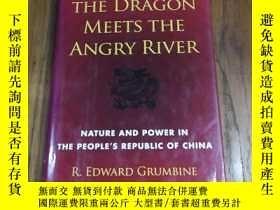 二手書博民逛書店Where罕見the Dragon Meets the Angr