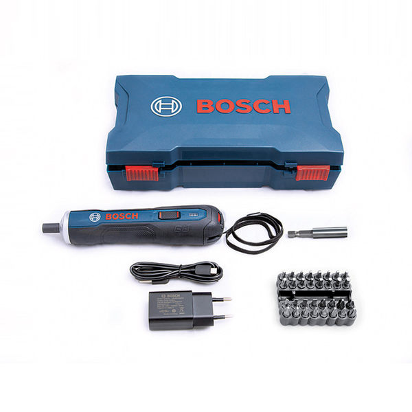 BOSCH GO! 鋰電起子機套裝組