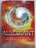 【書寶二手書T9/原文小說_AX5】Allegiant_Veronica Roth