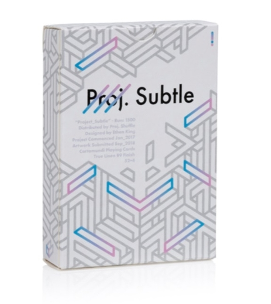 Subtle撲克【USPCC撲克】S103049606