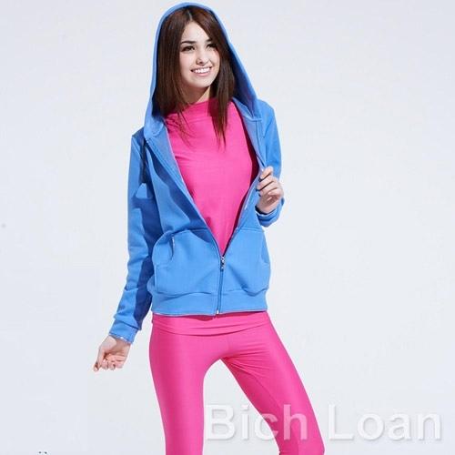 【南紡購物中心】Bich Loan高科技鋁點蓄熱保暖外套-輕.薄.藍