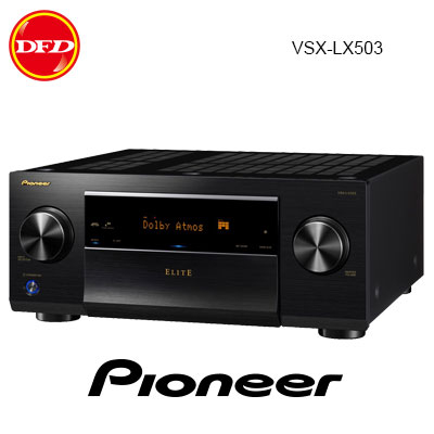 先鋒 Pioneer VSX-LX503 9.2聲道AV環繞擴大機 3D環繞效果 公司貨  VSXLX503