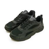LIKA夢 DIADORA 迪亞多那 生活時尚慢跑鞋 經典復古老爹鞋系列 黑 7390 女